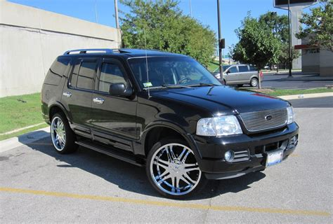 victahh  ford explorerlimited sport utility  specs  modification info  cardomain