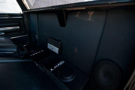 classic el camino sound upgrade motors master