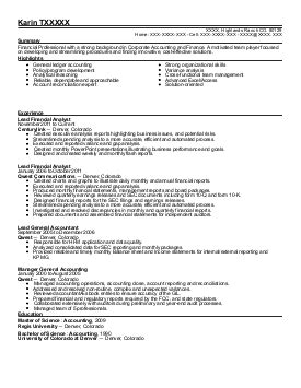 Workforce Management Analyst Resume by Workforce Management Analyst Resume Exle Allconnect Forest Park
