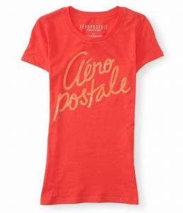 Aeropostale Womens Sequined Embellished T-Shirt | Womens ...