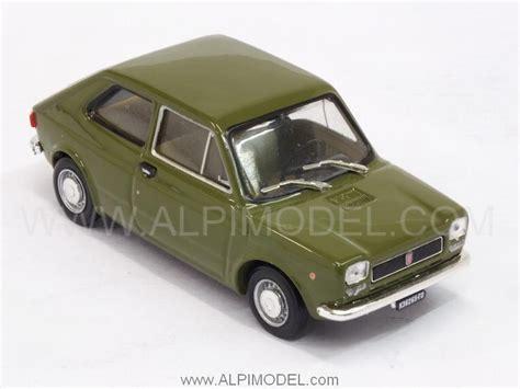 brumm Fiat 127 1a Serie 2 porte 1972 (Verde Muschio) (1/43 ...