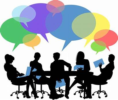 Meeting Focus Research Graphic Groups Clipart Primary