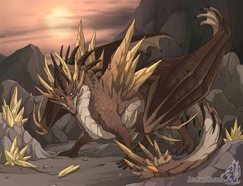 spiked dragon  neondragon  deviantart artsie