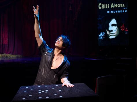 Review Criss Angel Opens Bold New Chapter With 'criss