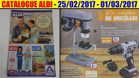 Catalogue Aldi 25/02/2017