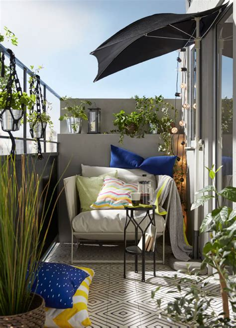 poltrone da terrazzo 28 idee per arredare un terrazzo ikea mondodesign it
