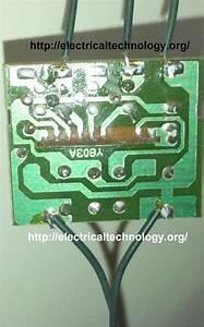 Led String    Strip Circuit Diagram Using Pcr