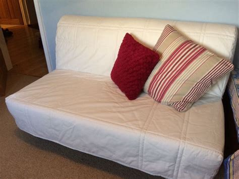 bed settees ikea ikea bed settee excellent condition metal frame