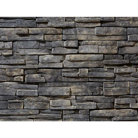 interior brick veneer home depot clipstone prostack ash flats 26 3 4 in x 16 in 8 sq ft