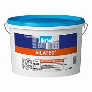 Sto Farbe Weiß : aussen fassaden fassadenfarbe herbol silatec 1ltr farben shop online produkt ~ Orissabook.com Haus und Dekorationen