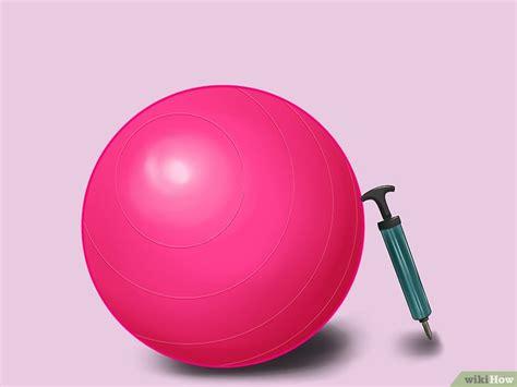 fitball come sedia come scegliere una fitball delle giuste dimensioni