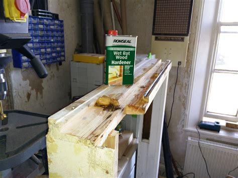sill window repair repairing wood