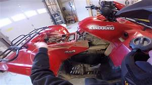 Suzuki King Quad Winch Wiring