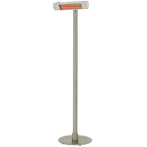ultra freestanding monopod electric halogen infrared