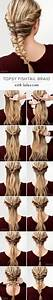Lulus How-To: Topsy Fishtail Braid Tutorial - Lulus.com ...