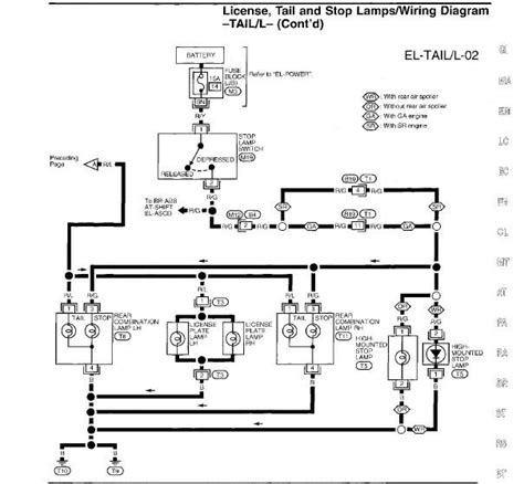 Where Can Find Wiring Diagram For The Tail Lights