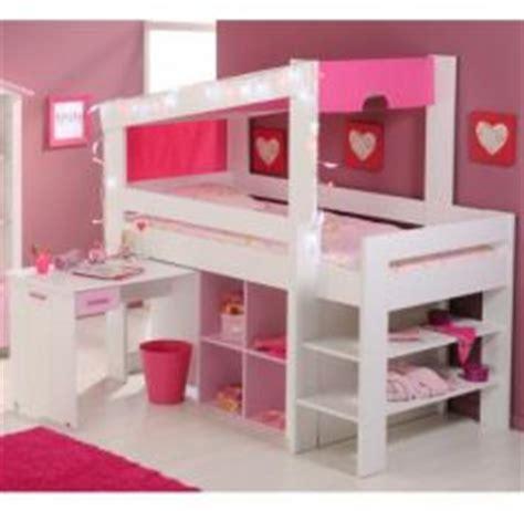 bureau gain de place pas cher lit combine enfant lit surelevé lit compact lit