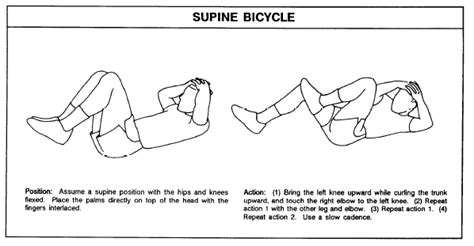 Modified Bicycle Exercise by Megan S Healthy Mind