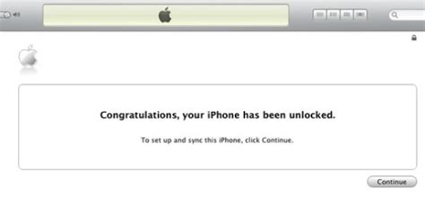 itunes unlock iphone offering new permanent imei unlock service for at t