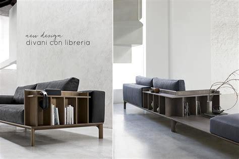 Divano Con Libreria by I Nuovi Divani Con Libreria Salotto Perfetto