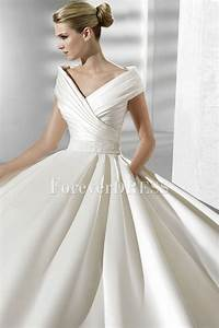 wedding dresses ideas scoop neck white sleeves mermaid With creme wedding dress