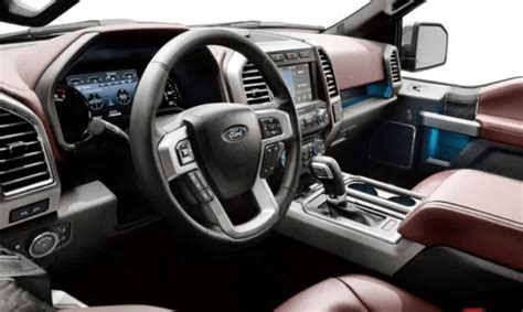 Ford Scout 2020 by 2020 Ford F150 Concept Price Engine Ford Engine