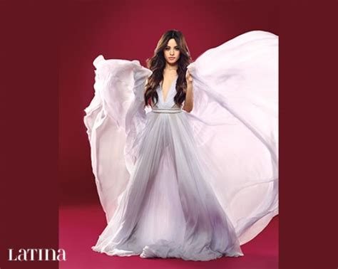 Camila Cabello Latina Magazine March April