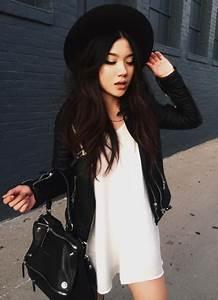 55 Chic Ways to Wear Leather - Wachabuy