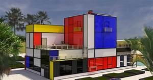 Bauhaus Architektur Merkmale : 5 merkmale von kunst architektur und design des bauhausstils catawiki ~ Frokenaadalensverden.com Haus und Dekorationen