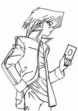 Coloring Yu Gi Oh Pages Kaiba Seto Magician Dark Amazing Gx Yugioh 5ds Netart Printable Getcolorings Trending Days Last Open sketch template