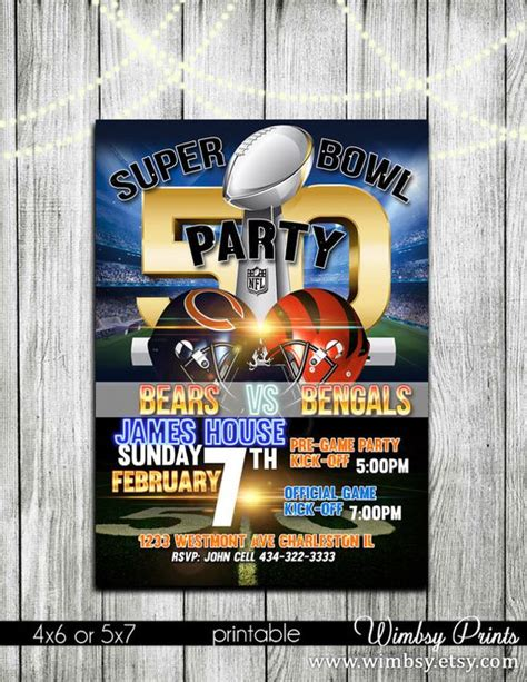 superbowl invitations football party invitations super bowl and football parties on pinterest