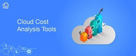 cloud cost cloud cost analysis tools cloud computing bluepi