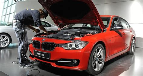 Bmw Recalls Around 1m Cars In North America Over Fire