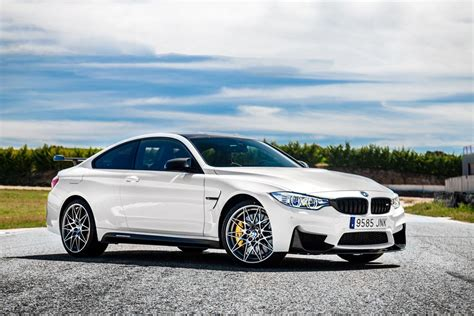 Bmw M4 Coupe Modification by Bmw M4 Coupe Has Got A Modification Of The Competition