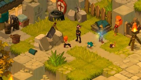 Wakfu Is A Grid Based Mmorpg Which Every Anime Fan Would To Installed It Really An Interesting Free Play Strategy Rpg That Top 31 Free Linux Everyone Should Be In 2019