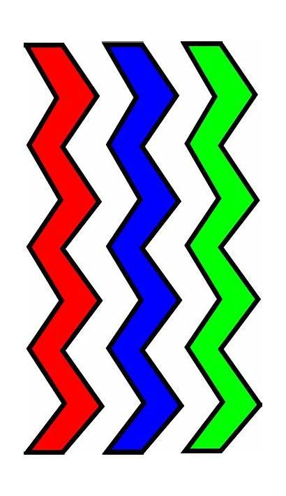 Zig Zag Clipart Zigzag Pattern Clip Vector