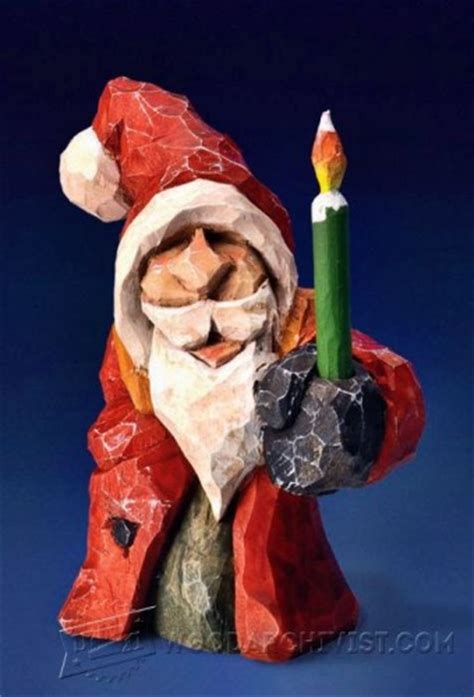 carving santa sam wood carving patterns woodarchivist