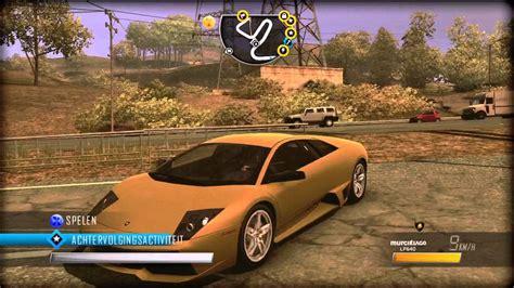 Lamborghini Murcielago Lp640 Cop