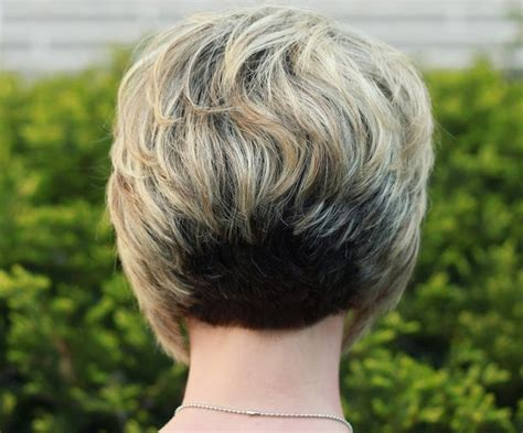 hottest stacked bob haircuts  women updated