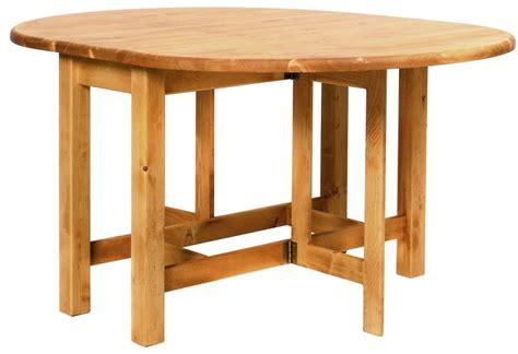 table cuisine pliante table ronde pliante cuisine