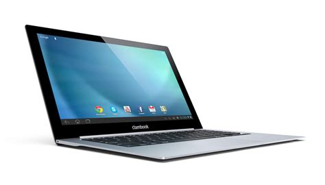 android laptop clambook powered by your smartphone
