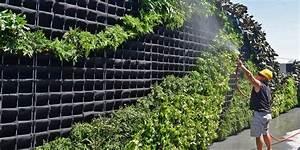 Vertikal Garten System : florafelt guides wire grid mounting florafelt ~ Sanjose-hotels-ca.com Haus und Dekorationen