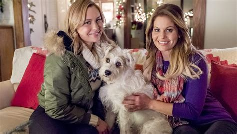Who Is The Dog In 'switched For Christmas' On Hallmark