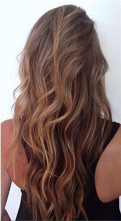 light brown hair color for dark hair 40 best light brown hair color long hairstyles 2017