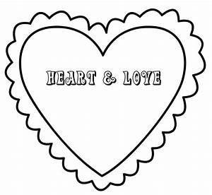 2018 Heart Coloring Pages