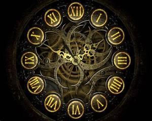 A Single Step: Steampunk Sunday: Clocks