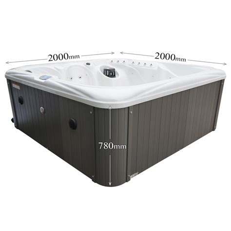 6 person tub cloud 6 person tub 13 with 2 stormforce