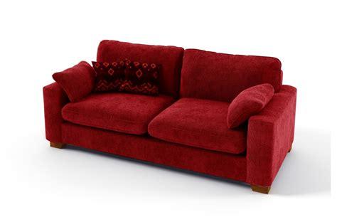 canapé cosy canapé 3 places en tissu de qualité cosy
