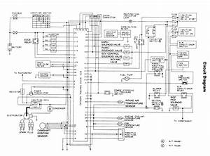 Nissan Engine Wiring Diagrams