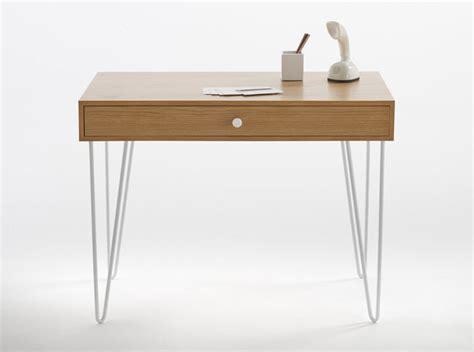 bureau vintage la redoute adza one drawer vintage desk at la redoute